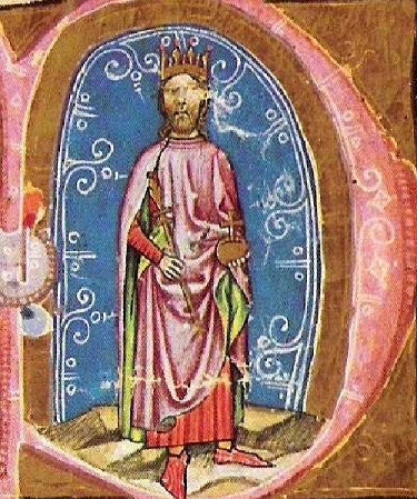 Béla IV Arpad de Hongrie - Chronicon Pictum – 1360