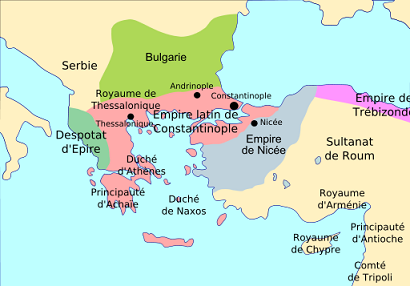 Empire latin de Constantinople