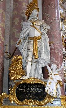 new style 4187a 88bb3 Louis II de Wittelsbach - XVIIIe siècle - abbaye de Fürstenfeldbruck