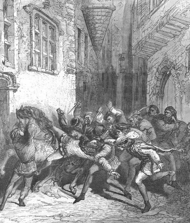 Assassinat de Louis Ier d'Orléans
