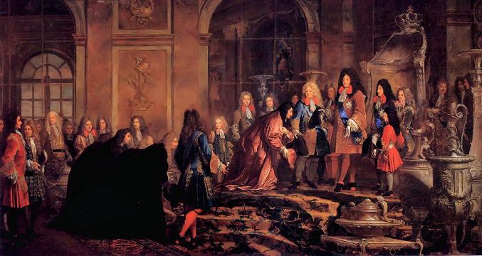 Francesco Maria Imperiale Lercari - Histoire de l'Europe