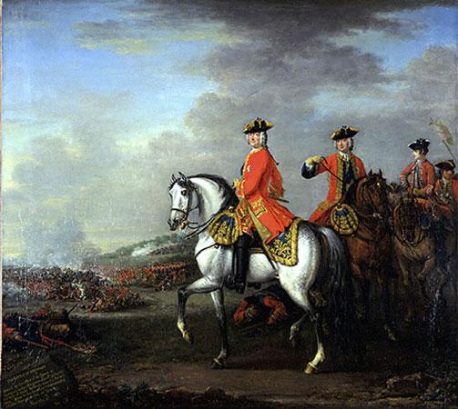 Jules Charles Henri de Clermont-Tonnerre - Histoire de l'Europe