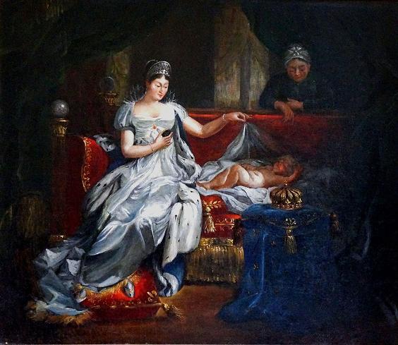 Marie-Louise d'Autriche - Histoire de l'Europe